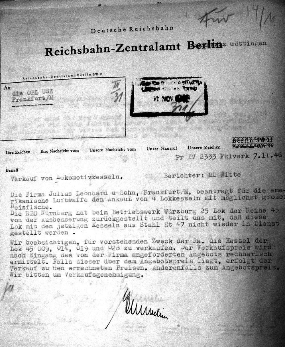 Drehscheibe Online Foren :: 04 - Historische Bahn :: Wie man einige ...